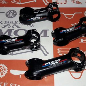 Stem Mosso aluminio 7005 de 80mm y 100mm 31.8